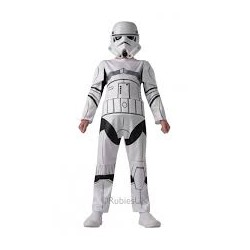Costume stormtrooper STAR WARS