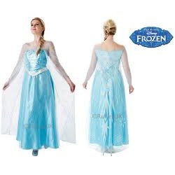 Costume Elsa (Frozen)