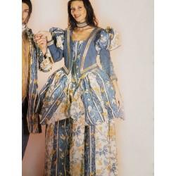 Costume Isabella '700