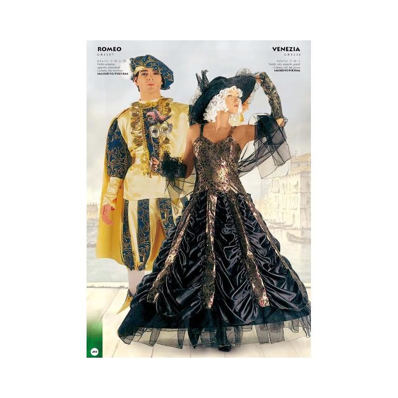 molte scelte di grande vendita molto carino Costume Dama Venezia