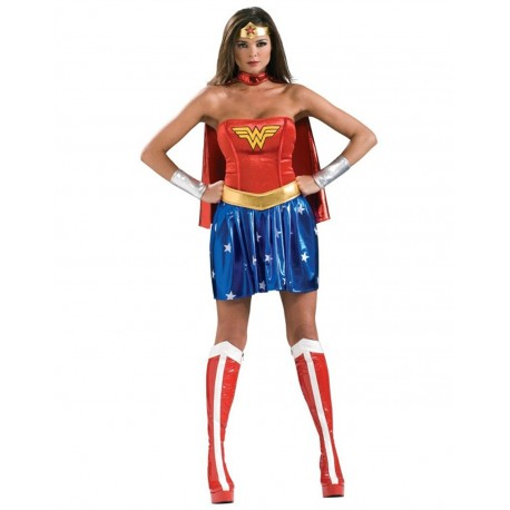 COSTUME WONDER WOMAN CLASSIC