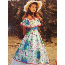 Costume Rossella O'hara (via col vento)