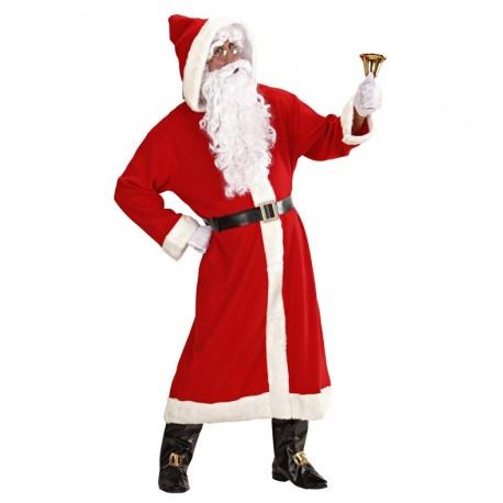 Costume Babbo Natale.Costume Babbo Natale Con Cappotto