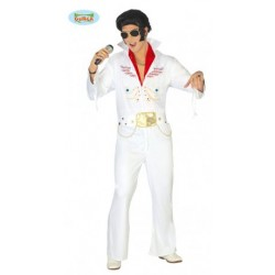 Costume ELVIS Re del Rock