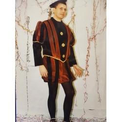 Costume Romeo Teatrale
