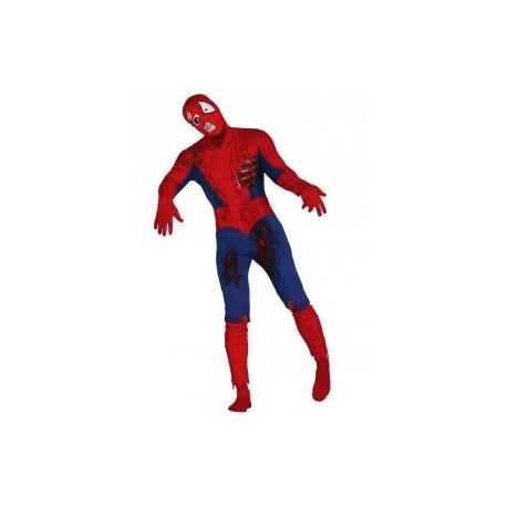 Costume Spider-man Zombie