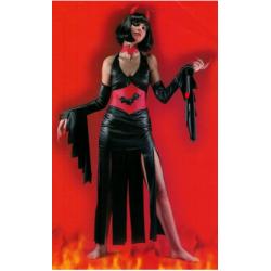 Costume Carnilla Black/Red