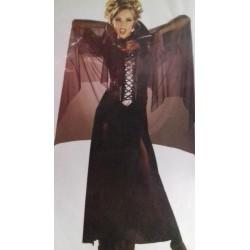 Costume Lady Mad Vampire