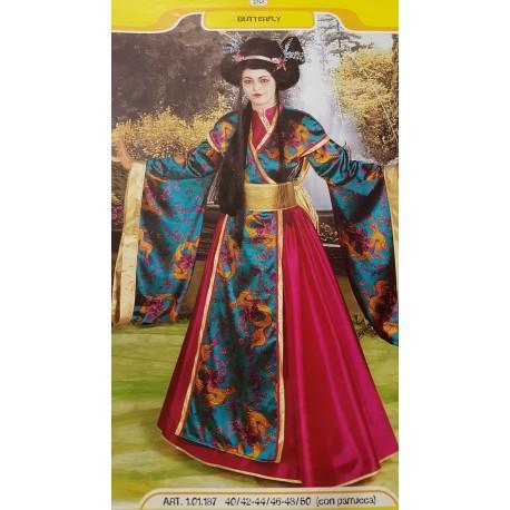 Costume Madame Butlefy