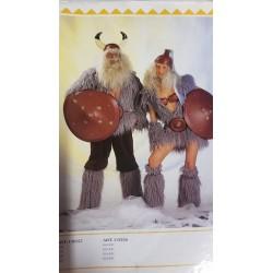 Costume Vikinga Imelde