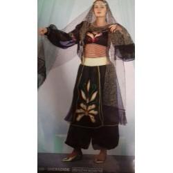 "Costume Odalisca ""Sherazade"""
