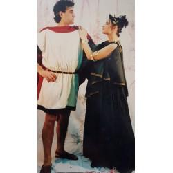 Costume Romana Verde