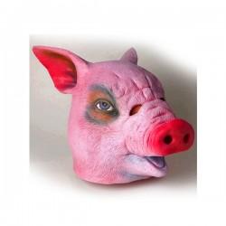 Maschera Maiale in Lattice De Luxe