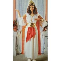 Costume Venere Rosso