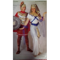 Costume Cleopatra Fiori