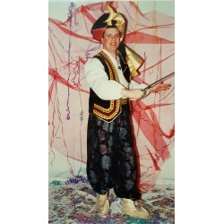 Costume re del Harem