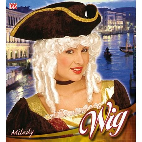 Parrucca Milady