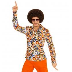 Camicia anni '70 Bubbles