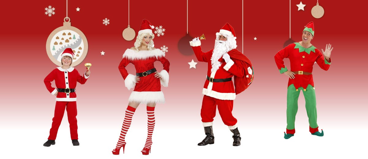 Costumi di Natale